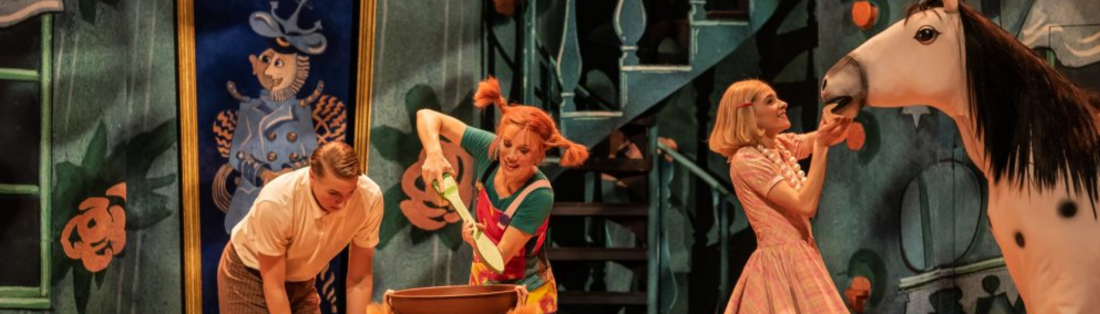 Pippi Longstocking, Finnish National Ballet