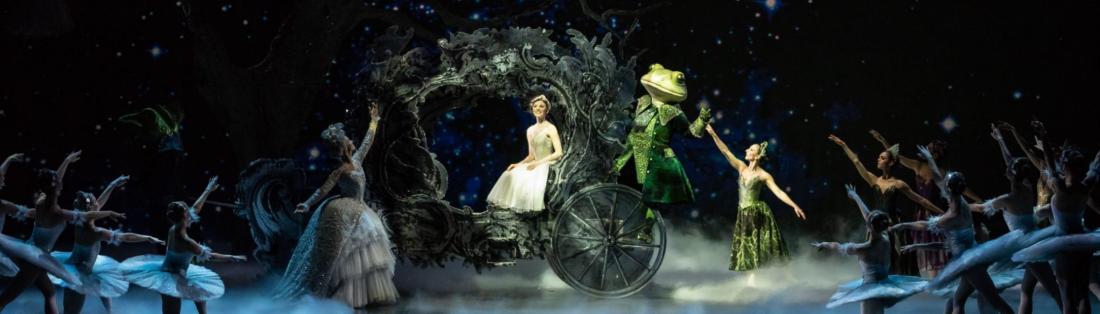 Cinderella, Finnish National Ballet